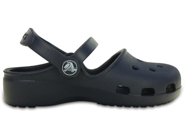 Crocs Crocs Karin Clogs Kids navy